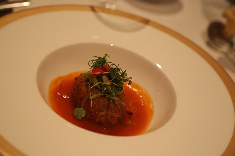 gastronomia cunard