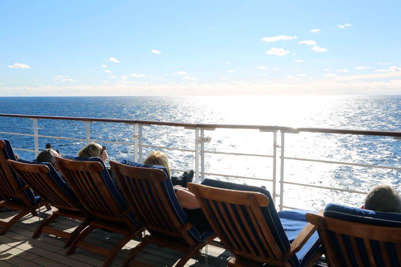 navegando vuelta al mundo en crucero cunard