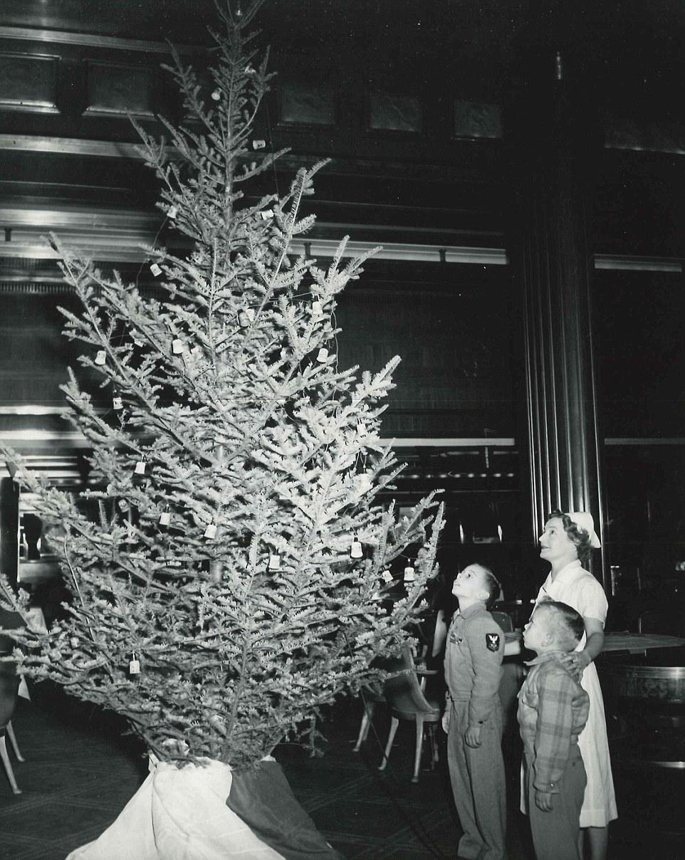 Feliz Navidad Siempre Asi.Navidad Cunard Line